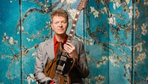 Avant-guitar titan and Wilco sideman Nels Cline announces Orlando show in April