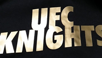 The Walmart on Colonial Drive is selling 'UFC Knights' shirts