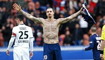 Zlatan Ibrahimovic was reportedly contacted by Orlando City for possible transfer