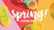 Every festival we know about happening in Orlando spring 2019
