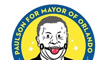 Local designers are now making hilariously bad campaign logos for Paul Paulson