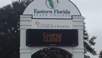 Authorities are investigating gun threats at Eastern Florida State College, campus is on lockdown