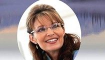 Sarah Palin is signing books at Barnes & Noble in Orlando tonight