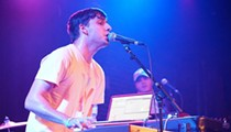 From vaporwave to dance pop, Skylar Spence constantly surprises (The Social)