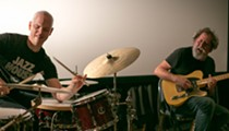 Noted experimentalists Chris Corsano and Bill Orcutt fry minds at Gallery at Avalon Island