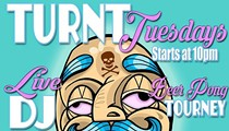 Turnt Tuesdays With Dizzlephunk
