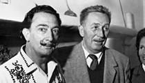 Groundbreaking Walt Disney and Salvador Dali exhibits open in St Petersburg