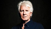 Rock legend Graham Nash talks about the possibility of a CSNY reunion ahead of his show at the Plaza tonight
