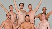 'Naked Boys Singing' at the Parliament House delivers on its promise