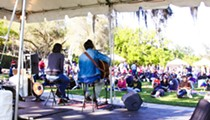 Bring a picnic and your sweetheart to the Mennello's lawn Saturday for the second annual Indie-Folkfest