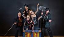 Opera Orlando combines 'Pagliacci', 'Pulcinella' and Phantasmagoria for an operatic spectacle