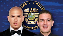 Pitbull will hold a free concert benefiting wounded Orlando Police Officer Kevin Valencia