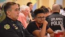 OPD Chief Mina: Officers benefit from Orlando Speaks