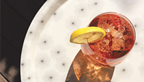 We make like Alsace-Lorraine and blend German and French influences to remix the Spritz