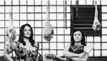 Cleveland's Lady Butchers visit the Rusty Spoon April 21 for charcuterie dinner