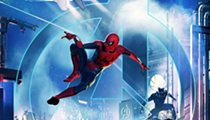 Disney reveals new details on upcoming Spider-Man ride and Marvel-themed world