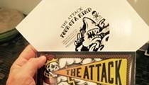 Orlando street-punk quartet The Attack releases new disc single