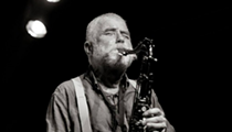Stream free jazz legend Peter Brotzmann's Orlando show tonight live