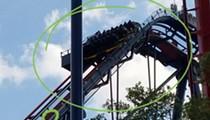 Dozens rescued from Busch Gardens Tampa Bay roller coaster