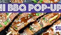 Konbini BBQ pop-up this Sunday in the East End Market courtyard