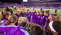 Bright House will broadcast four upcoming Orlando Pride soccer matches