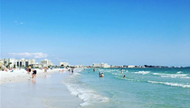 Florida beaches close for swimming because of poop water