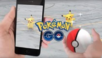 Yes, Orlando Weekly is a PokeStop; please stop staring at us