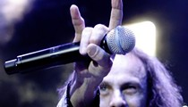 Metal legend Ronnie James Dio died in 2010 but his hologram will haunt Orlando this summer