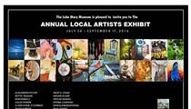 Annual Local Artists Exhibit