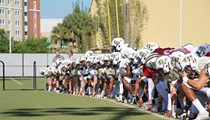 UCF Football is holding open tryouts, and you should probably show up