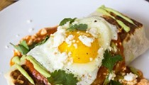 Tomorrow is your last chance for Farm + Haus brunch at East End Market
