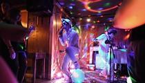 Bleubird and Rickolus go Cat 5 on Orlando as Hurricane Party
