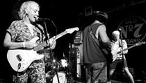 NC tourmates the Chickenhawks and Kitty Tsunami top colorful garage bill (Will's Pub)