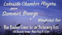 Lakeside Chamber Players Woodwind Trio