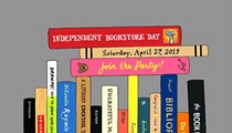 Writer's Block Bookstore celebrates Indie Bookstore Day because they're the only local bookstore who can