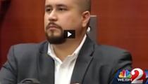George Zimmerman calls Black Lives Matter group 'terrorists'