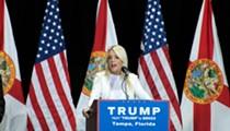 Bondi breaks silence on Trump donation