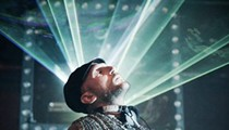 Enigmatic U.K. DJ Damian Lazarus to spin at Tier tonight