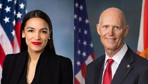 Alexandria Ocasio-Cortez rips Florida Sen. Rick Scott a new one and it's glorious