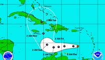Tropical Storm Matthew gains strength, heads toward Florida