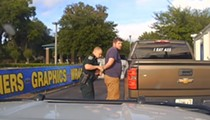 Video shows deputy struggled to justify arrest of Florida man with 'I Eat Ass' sticker on truck