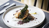 Chef Clay Miller's swoon-worthy new brasserie, DoveCote, adds a certain <i>je ne sais quoi</i> to downtown dining
