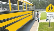Orange County Sheriff's Office is vigorously enforcing school bus laws this week