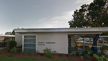 Florida 4th-grade teacher arrested for bringing loaded gun and knives to school, says, 'Ask DeSantis'
