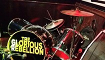 One final chance left to catch Orlando noise-rock band the Glorious Rebellion (Oct. 27, The Haven)