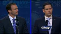 Rubio and Murphy fight about Trump, Syria during second debate