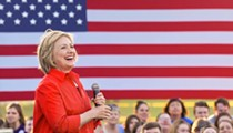 Hillary Clinton will be in Orlando Tuesday