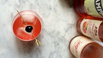 Our Remix of the Bicyclette cocktail is perfect for fall in Florida