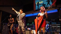 Russian rockers Red Elvises wanna see you bellydance at Will's Pub tonight