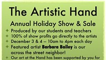 Annual Holiday Show & Sale